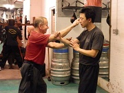 Pao Fa Lien Wing Chun Kung Fu Self Defence Application Nottingham